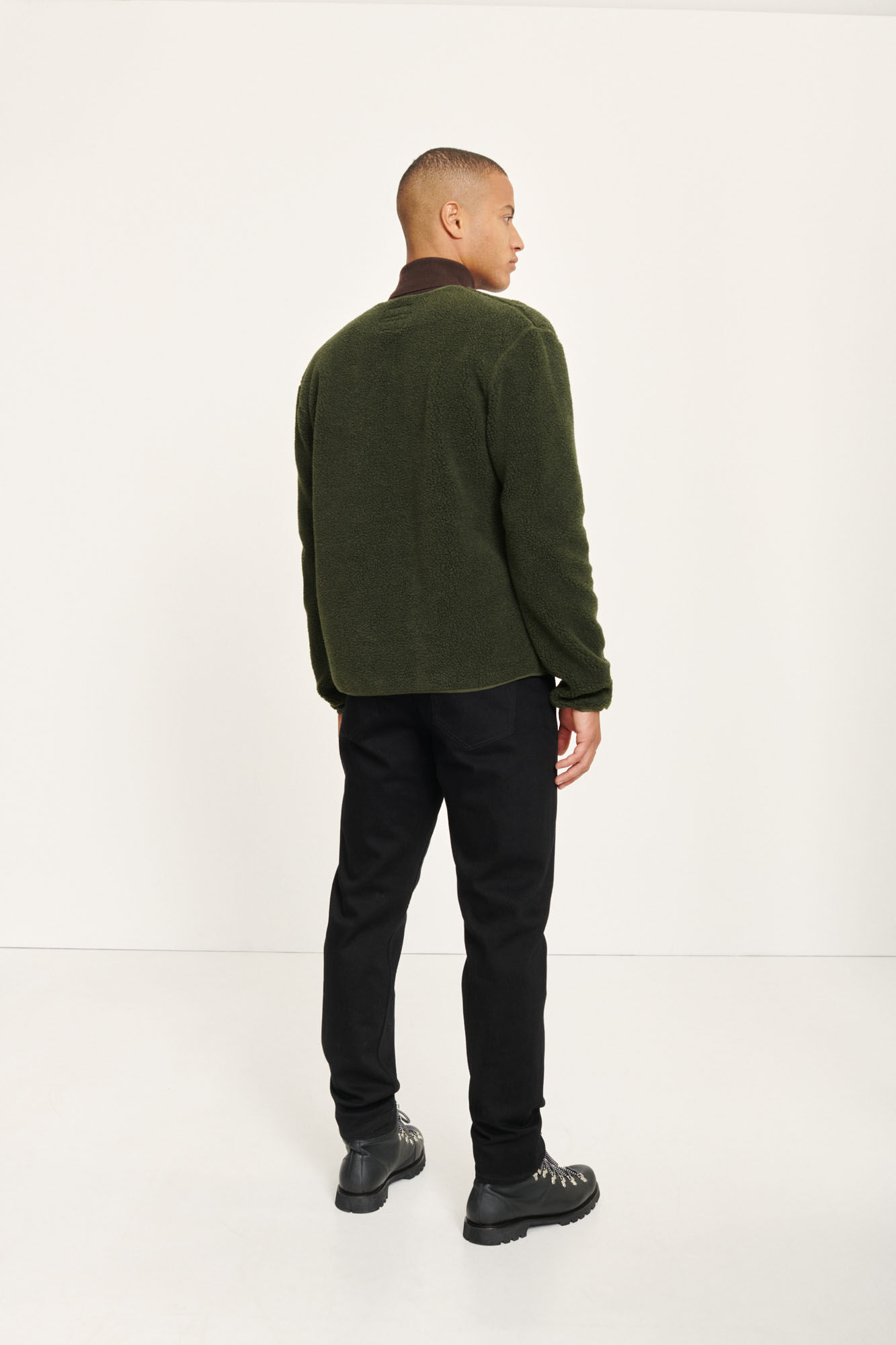 Cosmo jeans 13047, TRUE BLACK