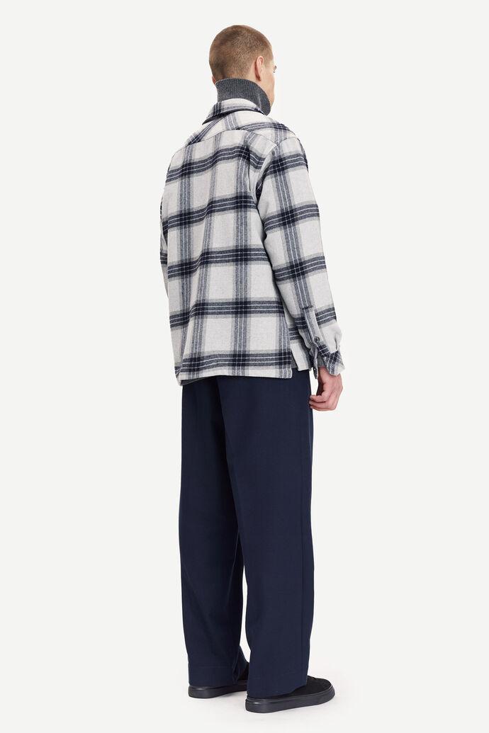 Castor H shirt 14089, GREY MEL CH. numéro d'image 2