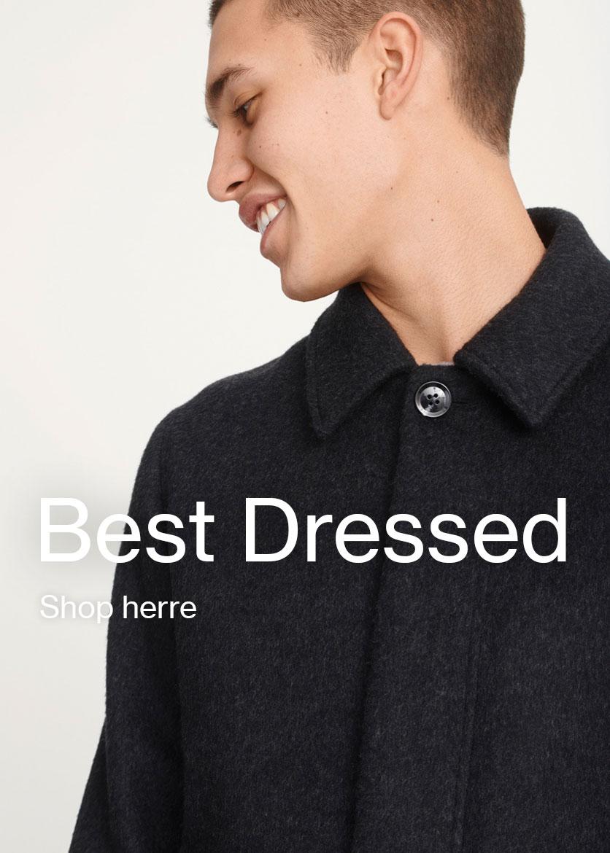 Best dressed Herremode M
