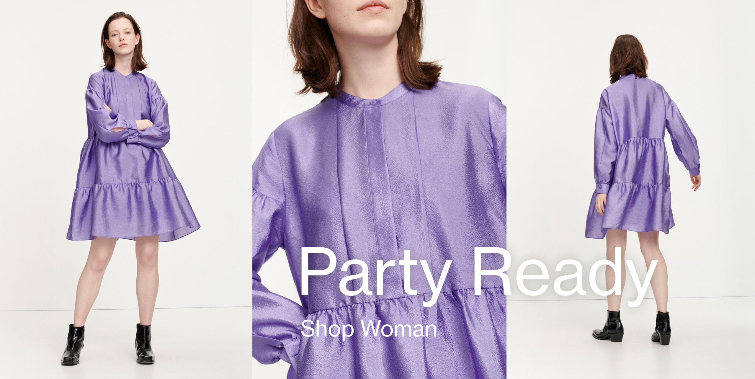 Party ready Women's fashion