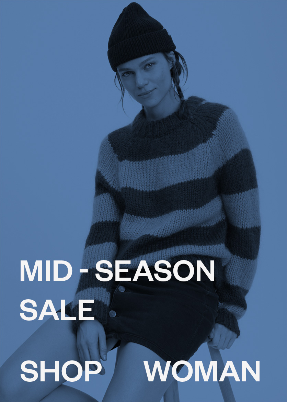 M Woman Mid-Season sale ladies fashion