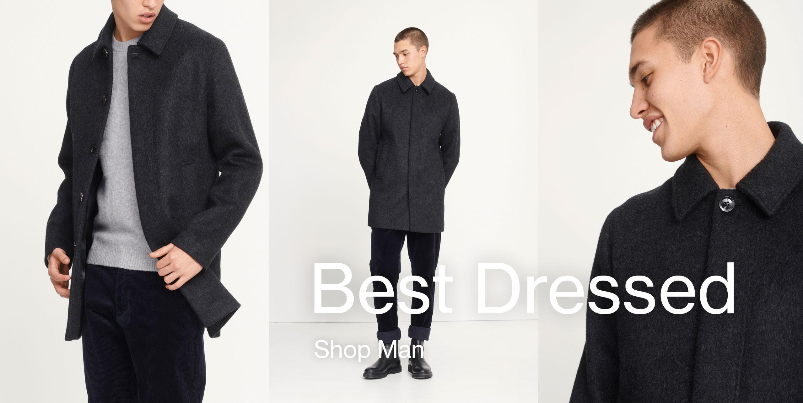 Best dressed Men's Fashion