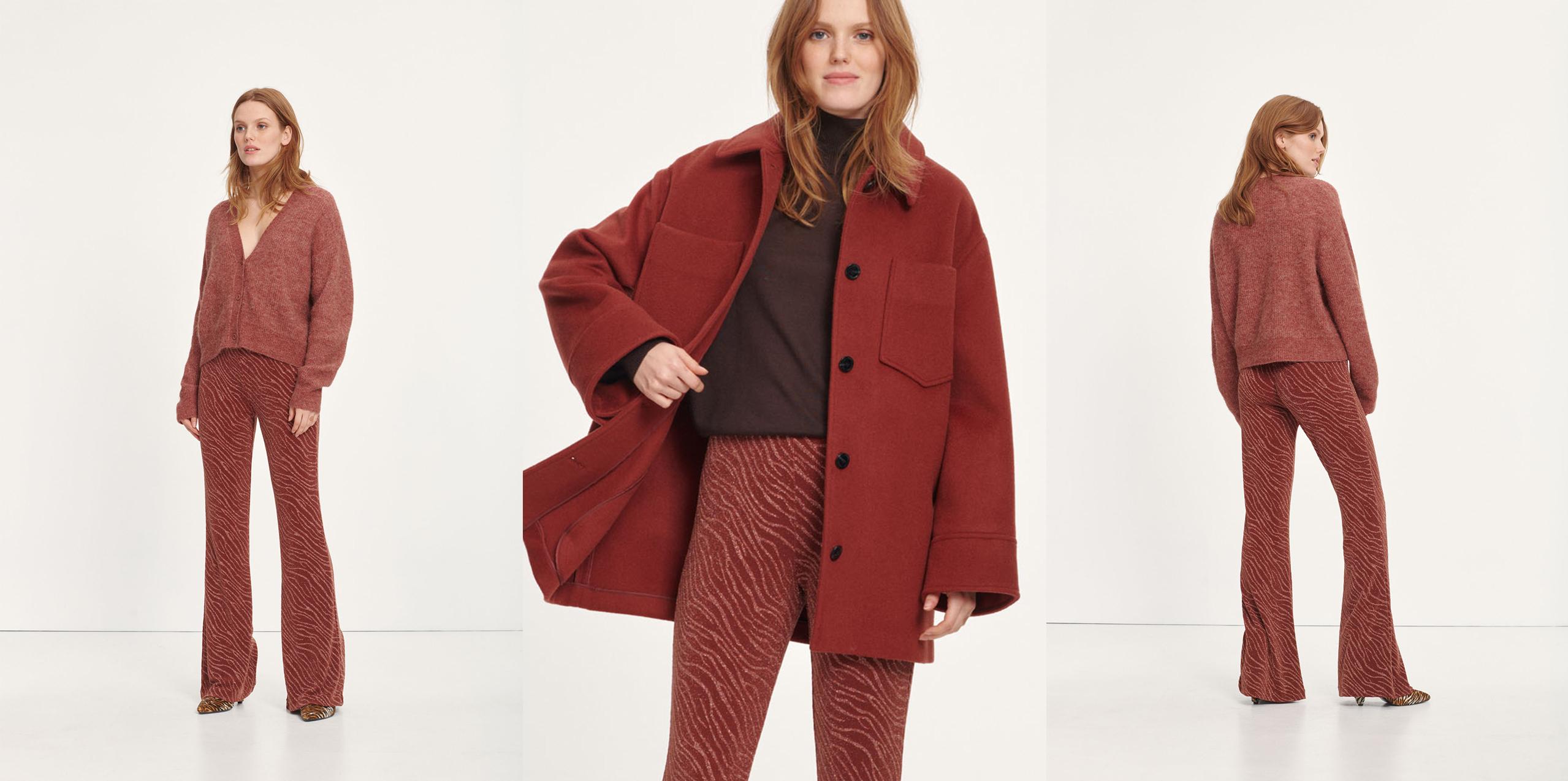 Camoua trousers 12821 Women's fashion