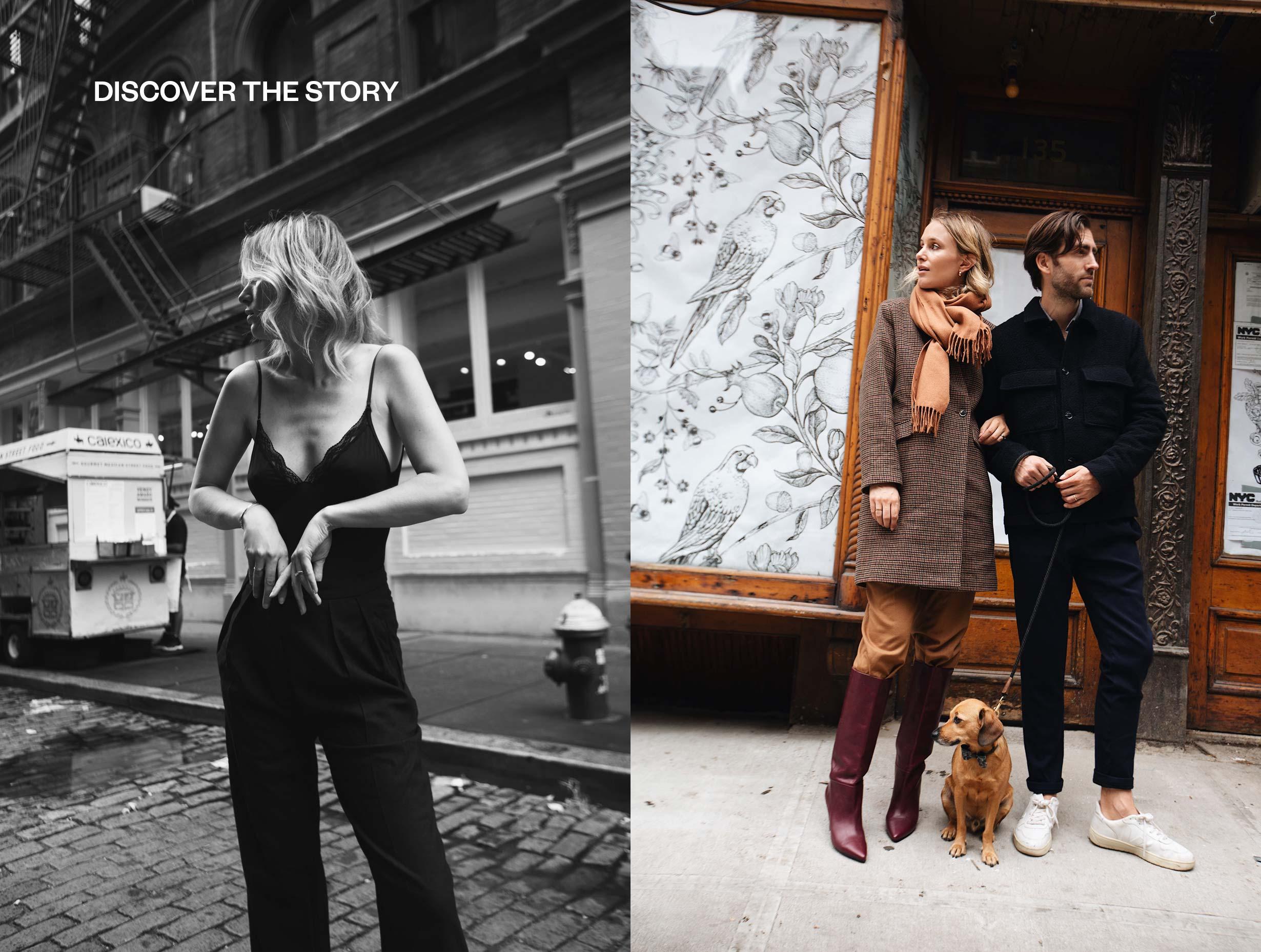 Women's fashion and Men's Fashion