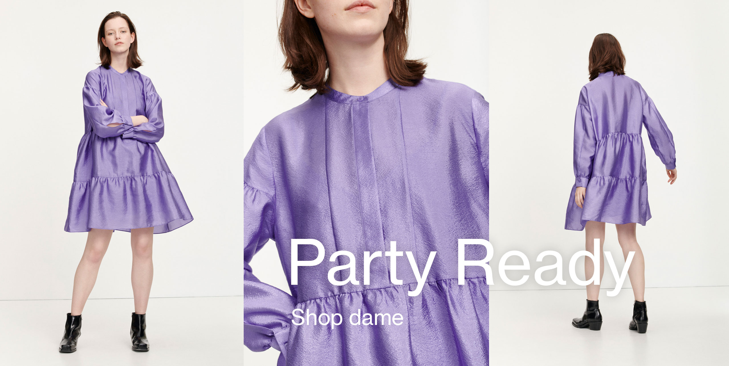 Party ready Modetøj til kvinder