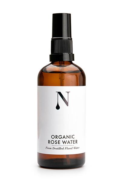 Naturligolie organic rose water