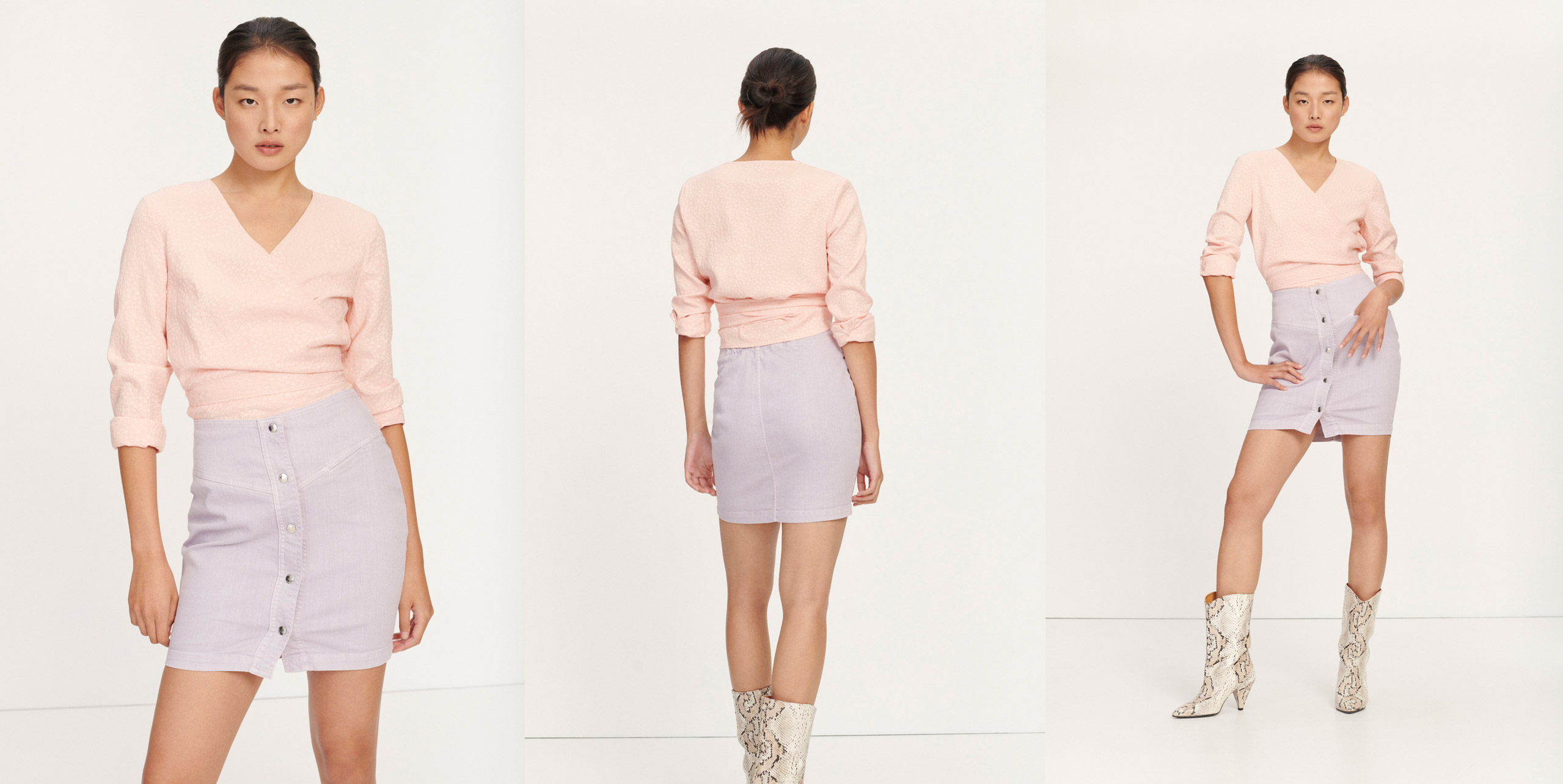 Bertha skirt 11492 Women's fashion