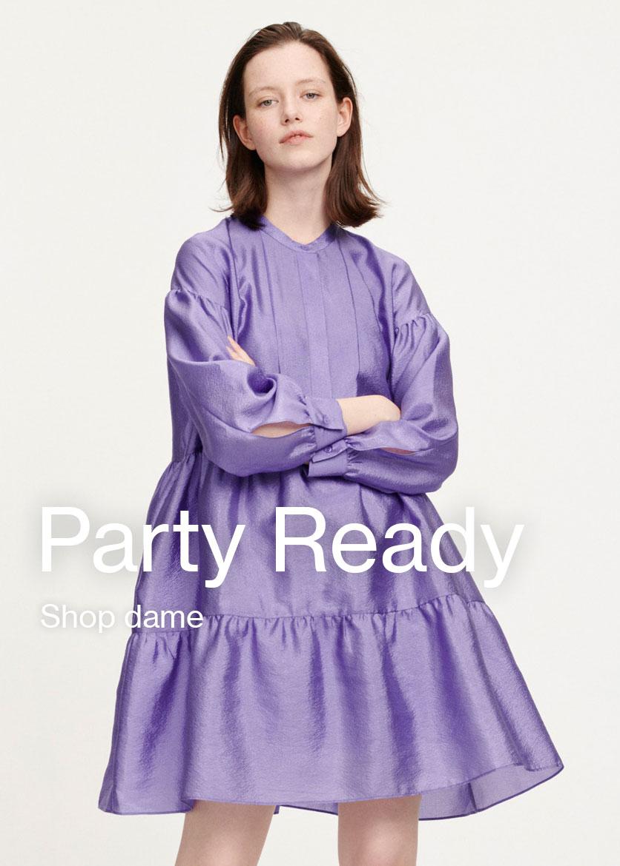 Party ready Modetøj til kvinder M