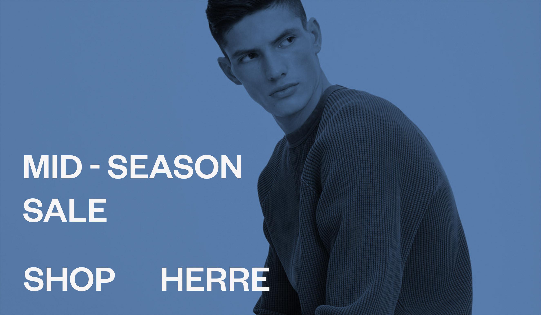 Herre Mid-Season sale Mode til mænd