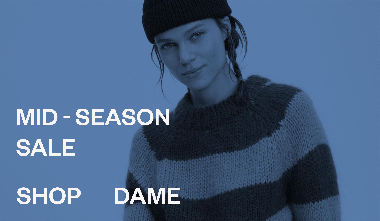 Dame Mid-Season sale mode til kvinder
