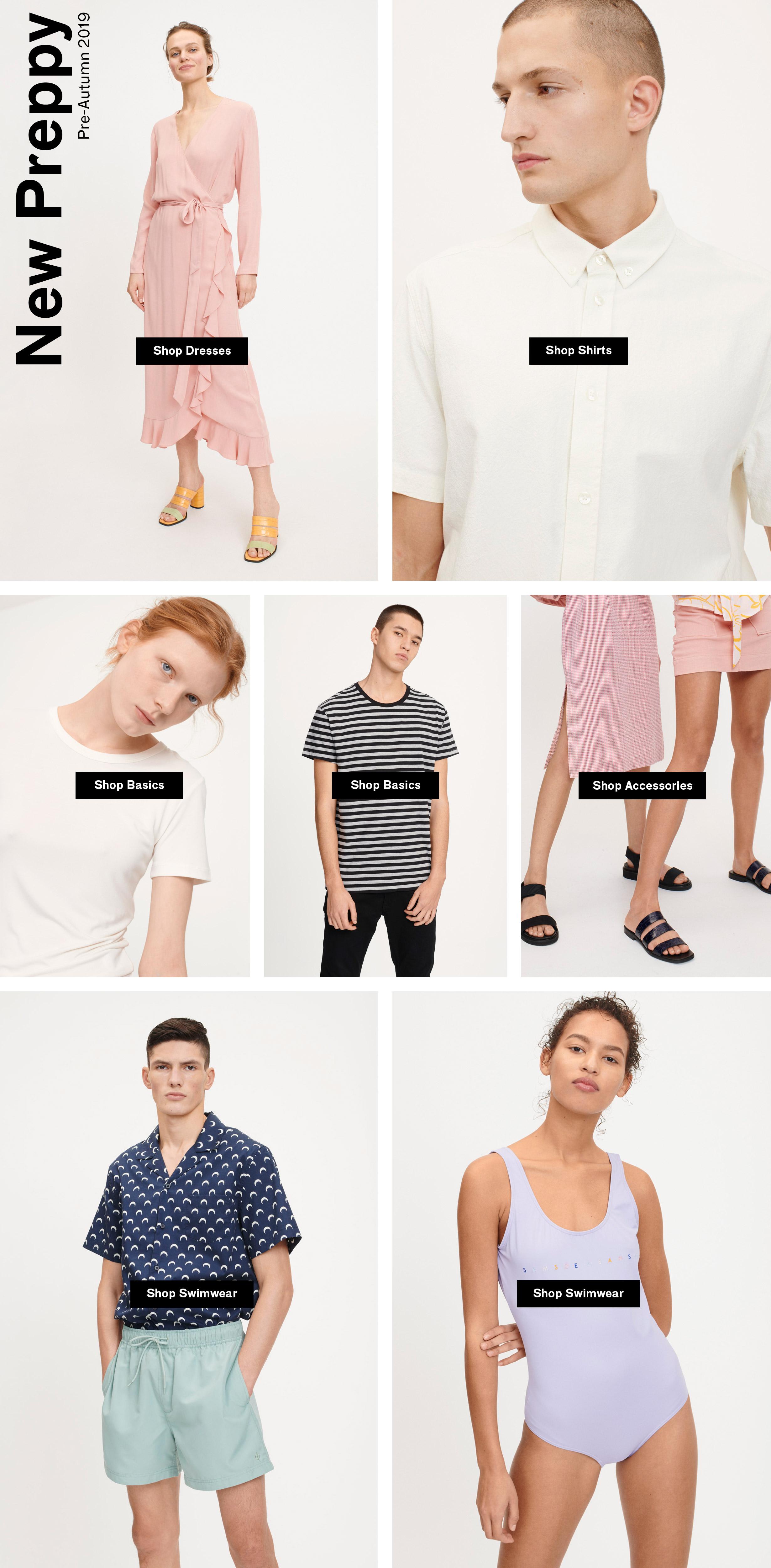 e943a9665 An international fashion brand rooted in Scandinavian simplicity