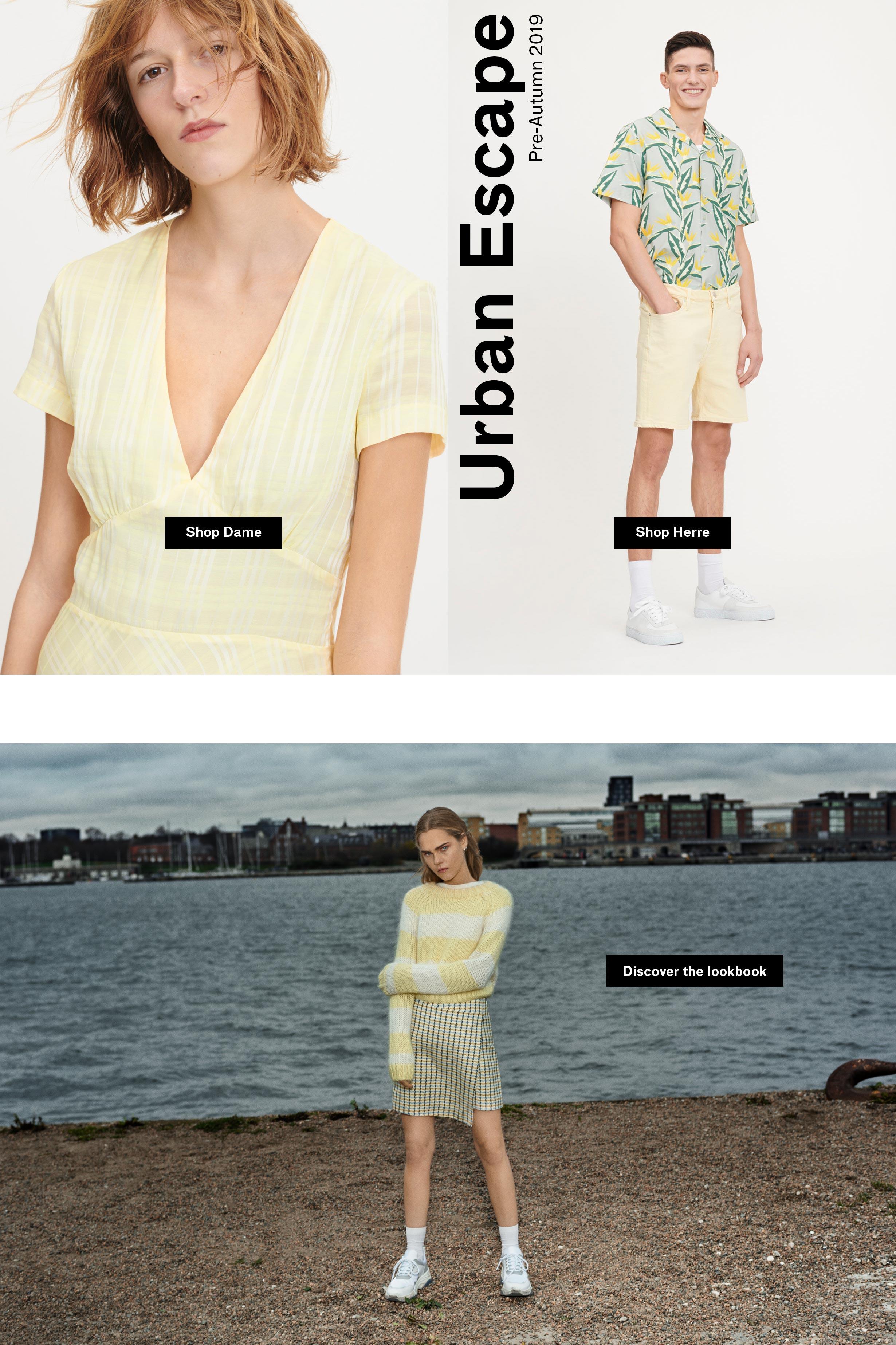 5a896b118d20 Nyheder for Damer Modetøj til kvinder og Nyheder for Herre Herremode