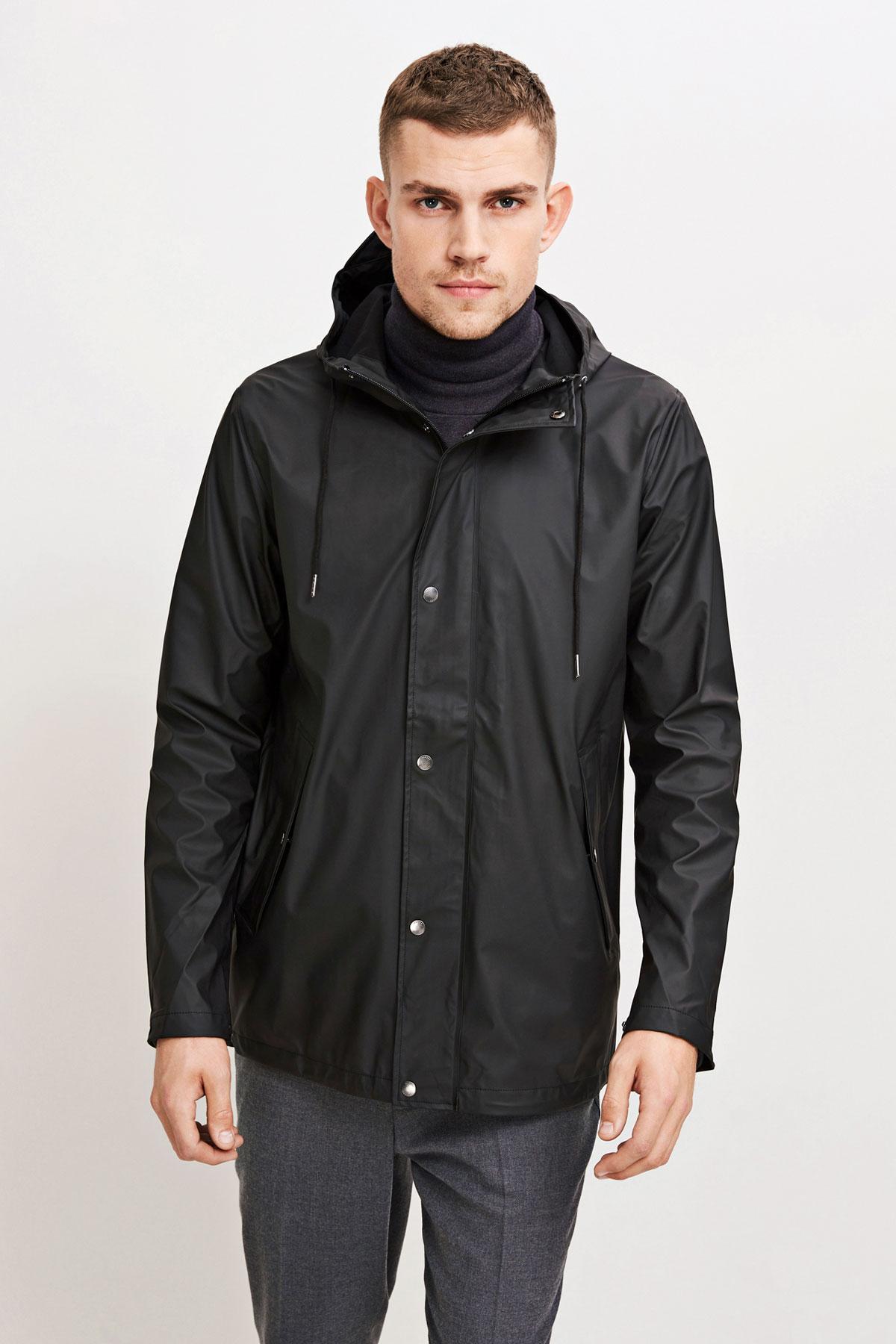 Drop jacket