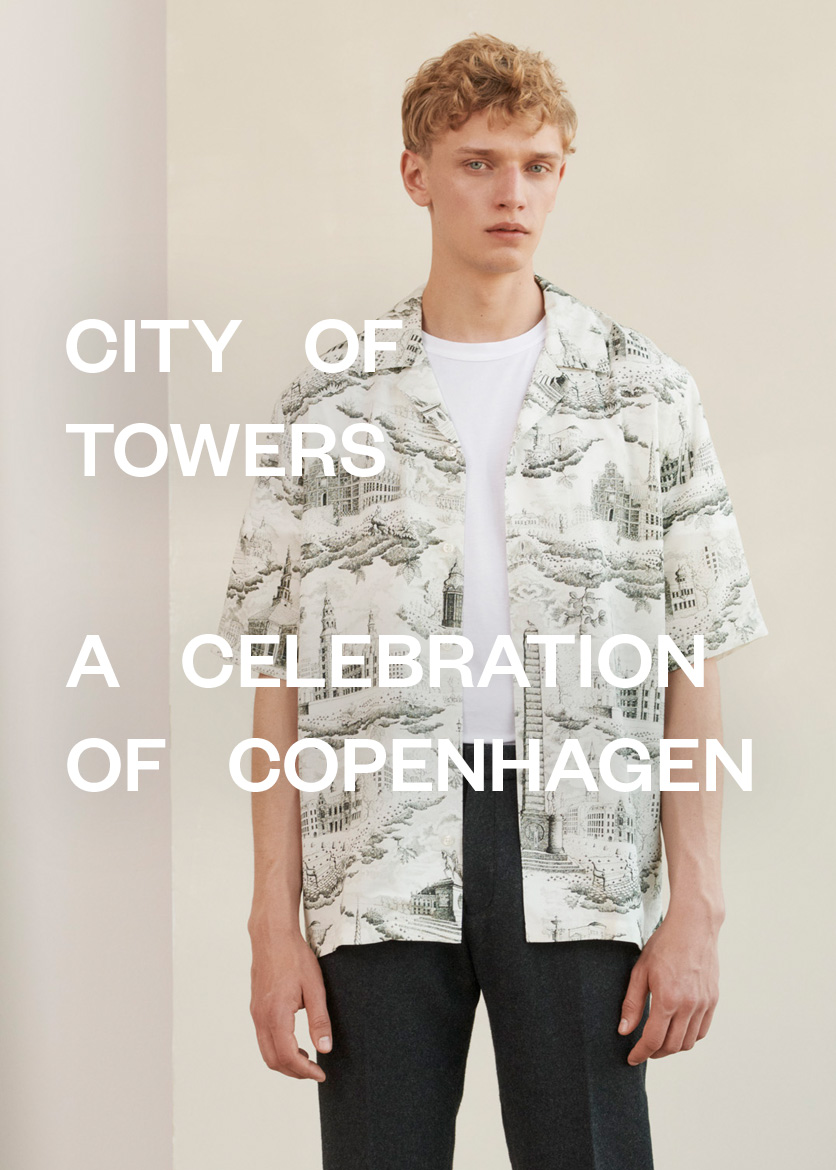 City of Towers Men's fashion M