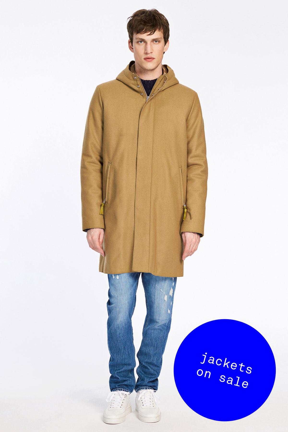 Snyder x jacket