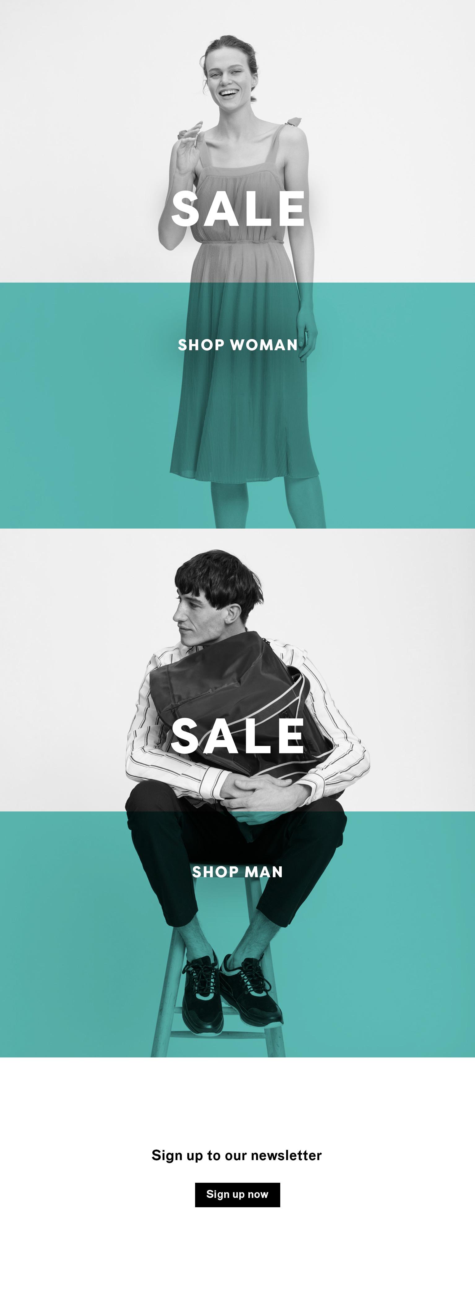 M Women's Fashion Sale and Men's Fashion Sale