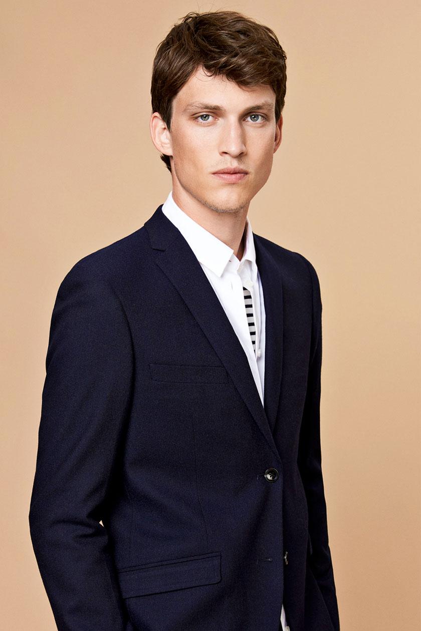 Edgar A blazer