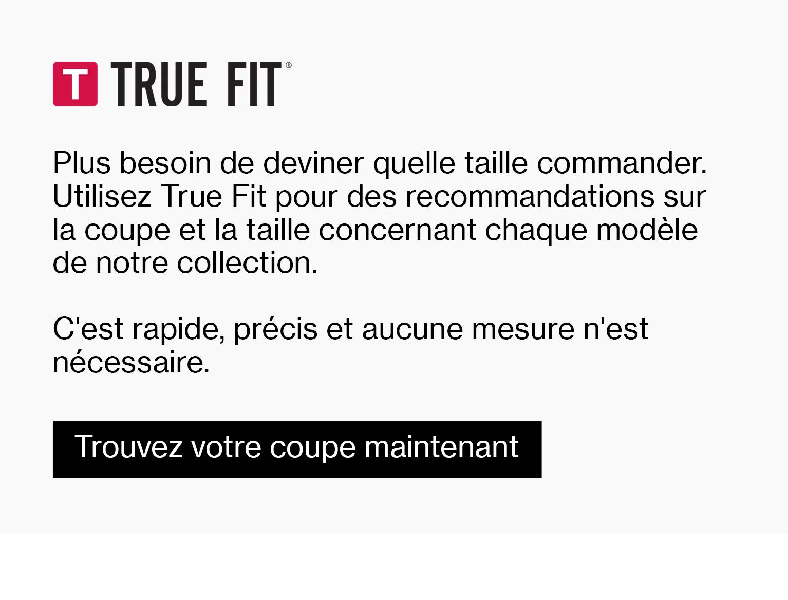 True Fit mode online M