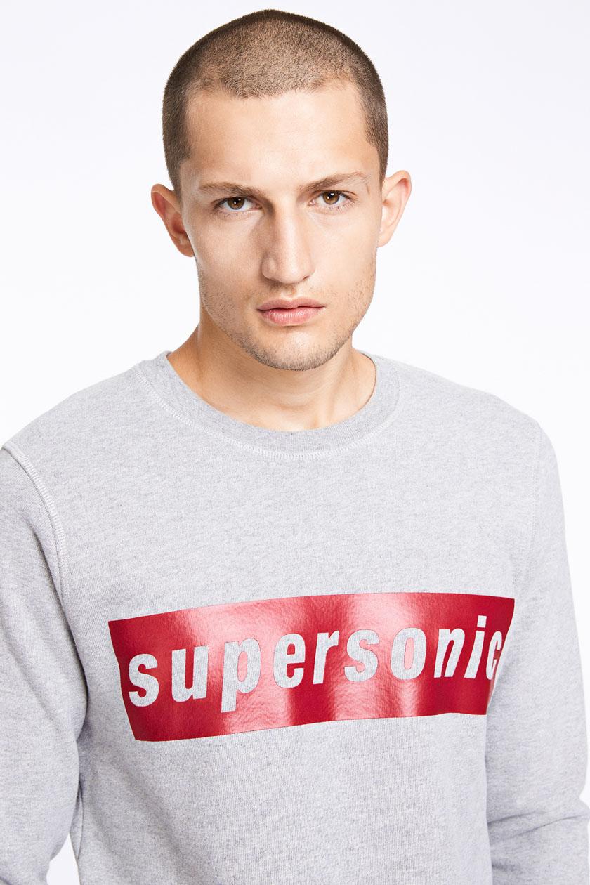 Supersonic o-n ls