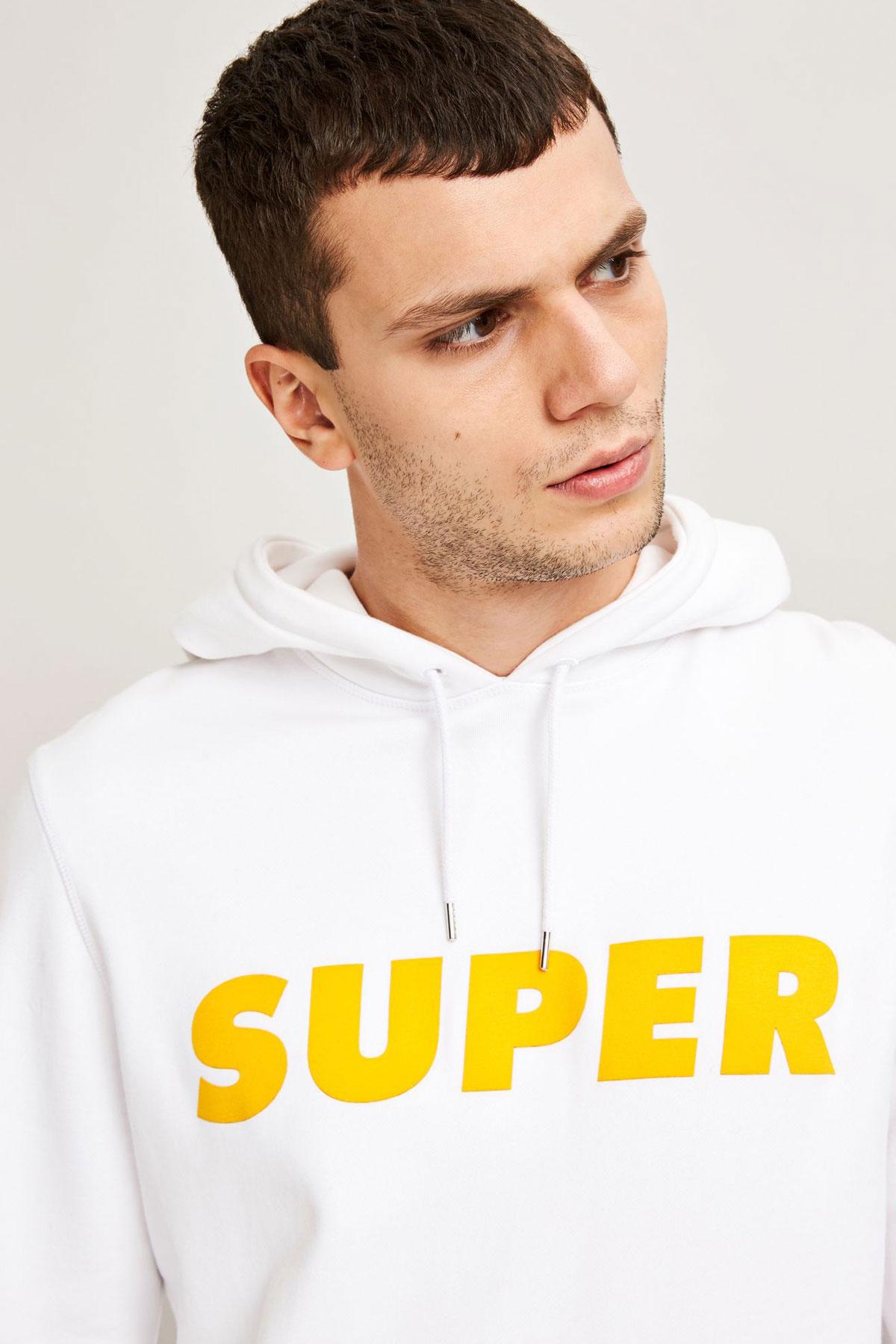 Futurist hoodie