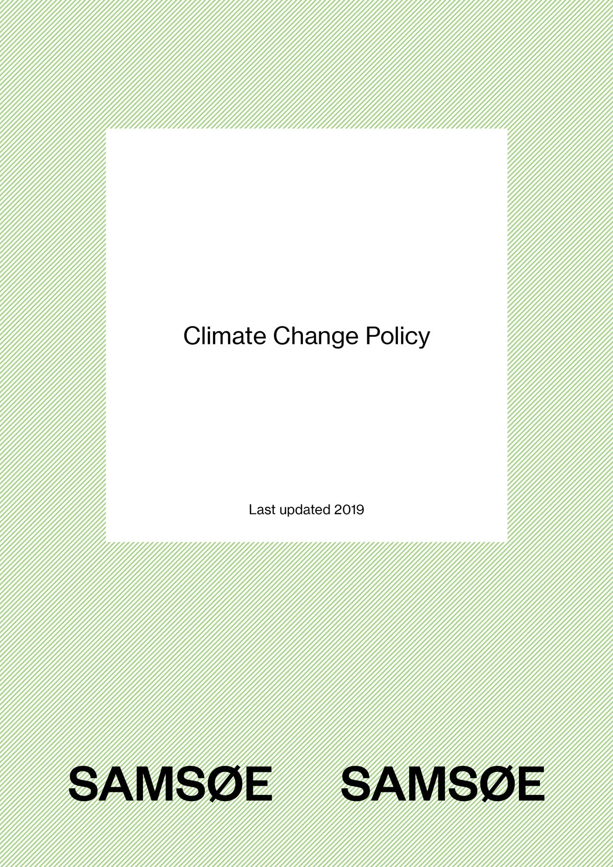 Climate Policy 1