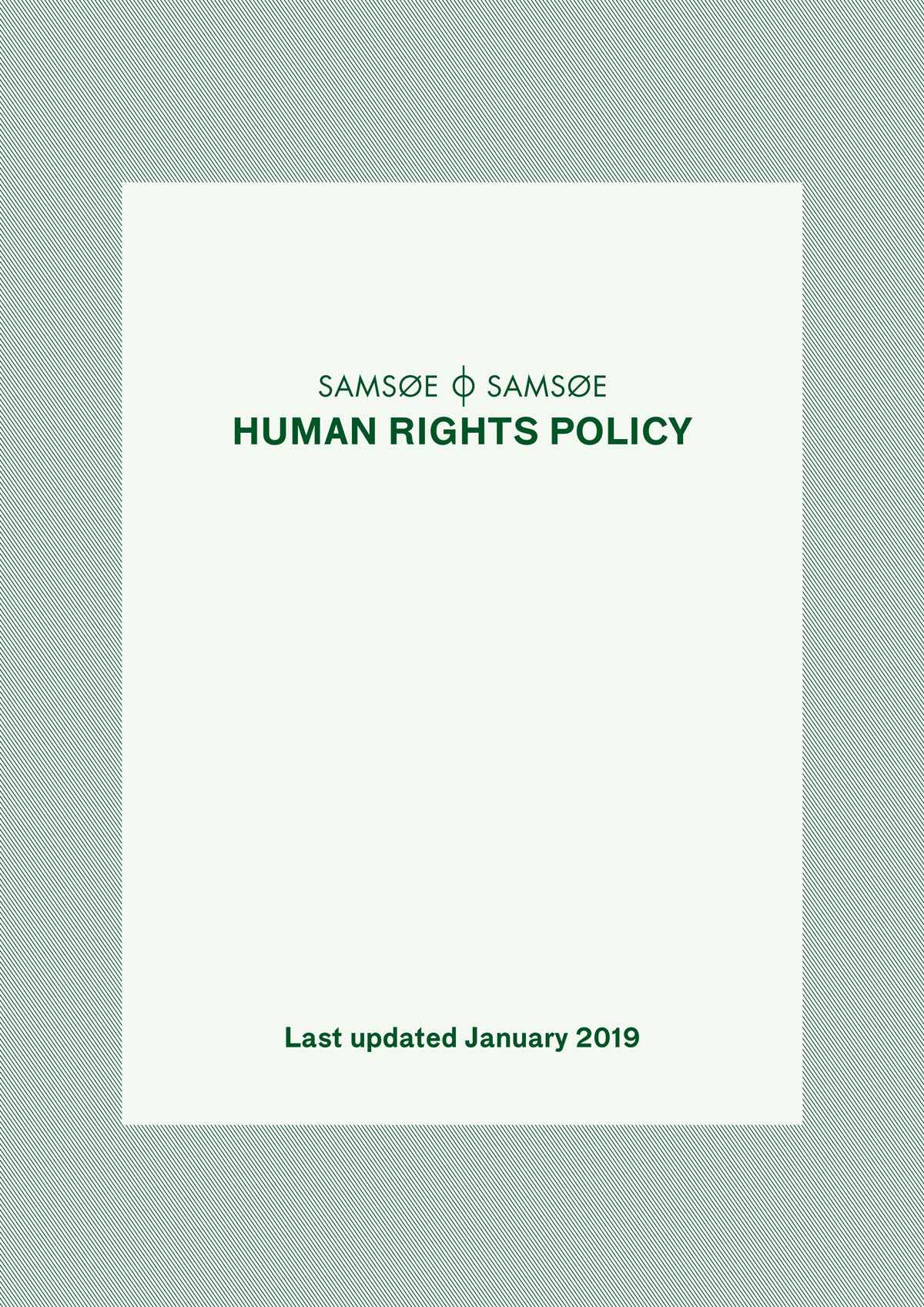 Human Rights Strategy 1