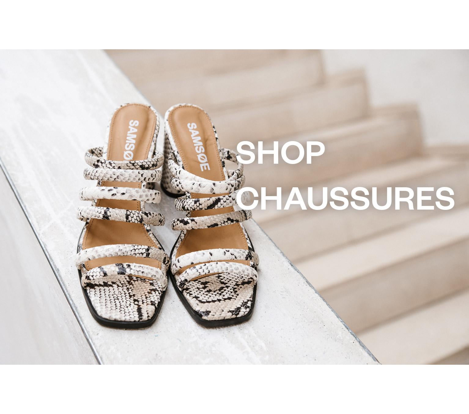 Découvrir Chaussures Mode féminine M