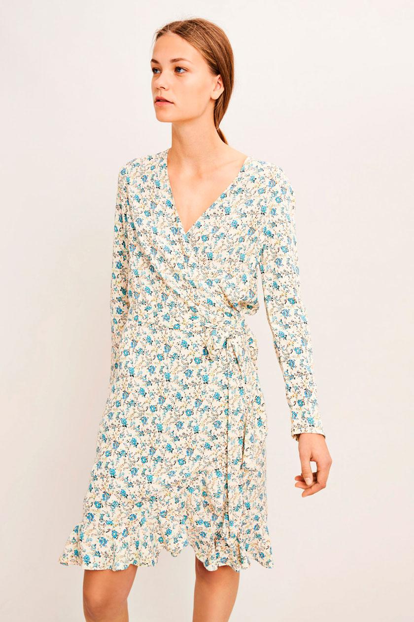 Limon ls dress
