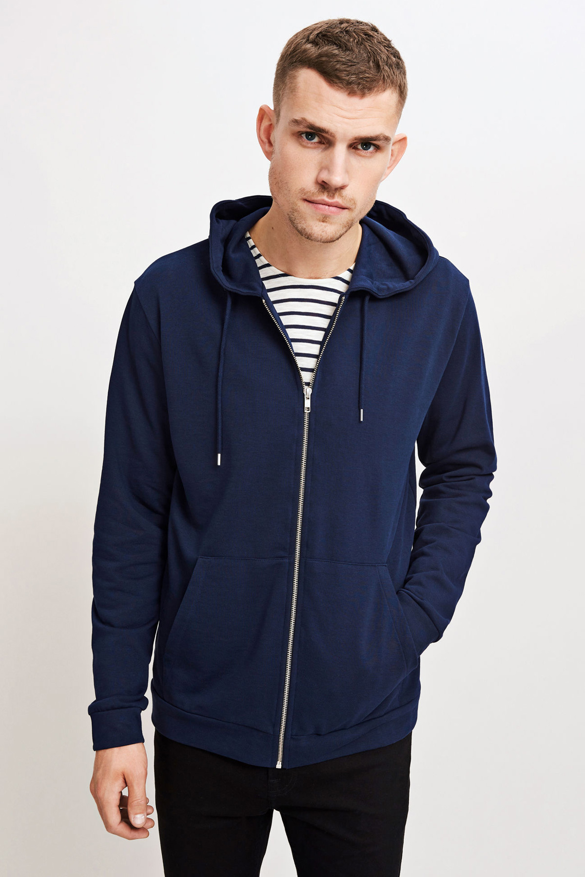 Enno zip hoodie