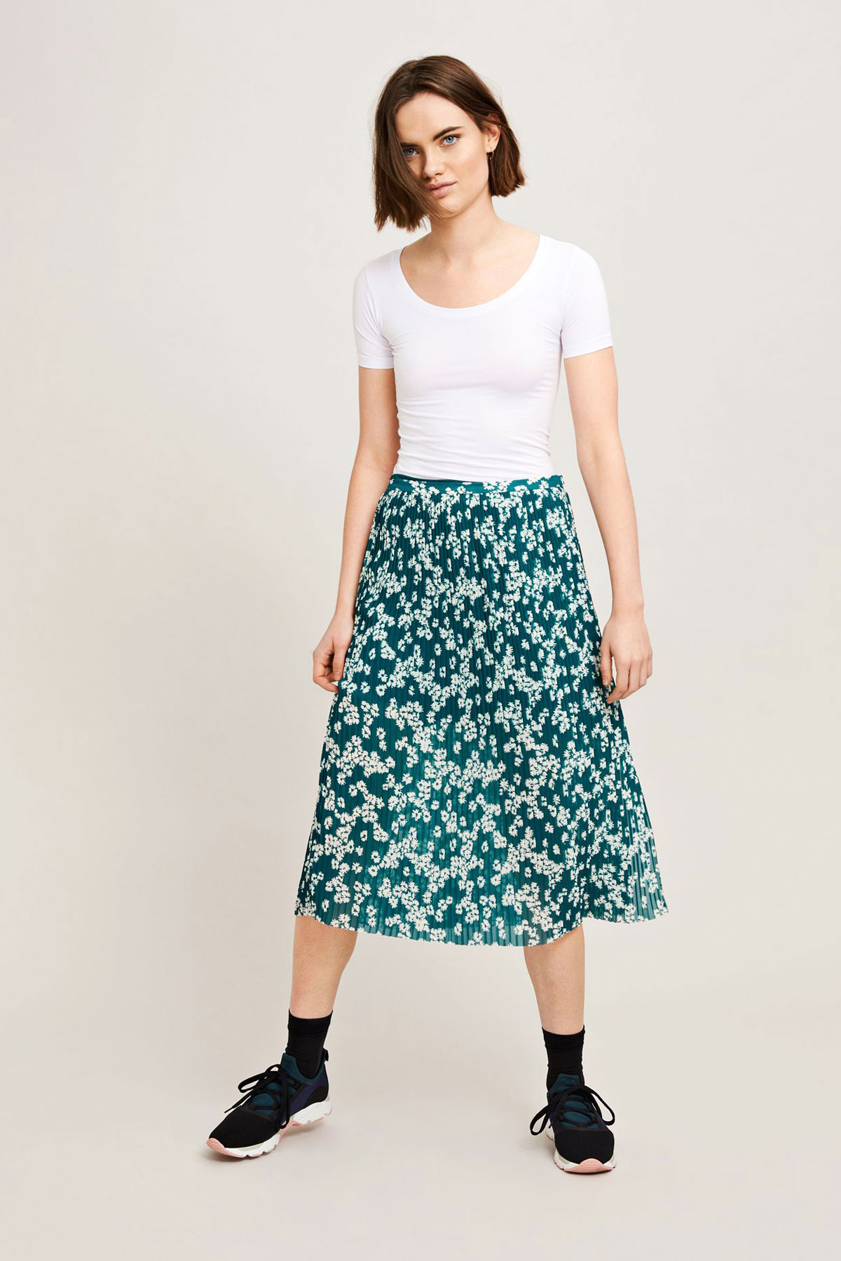 Cathy skirt aop
