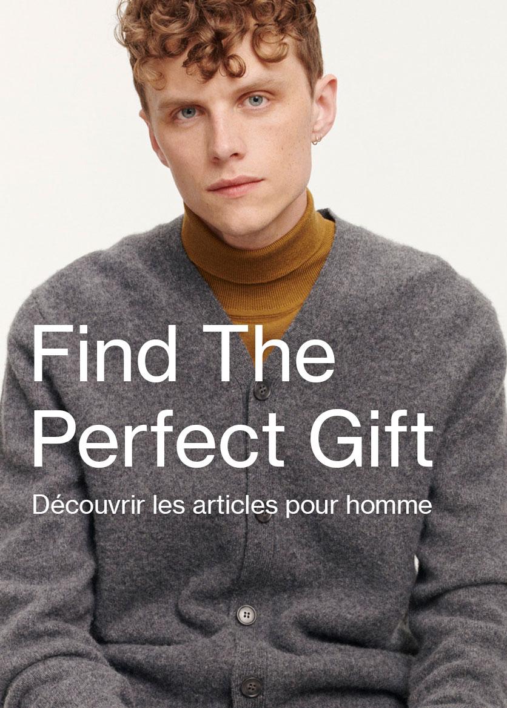 Cadeau mode masculine M