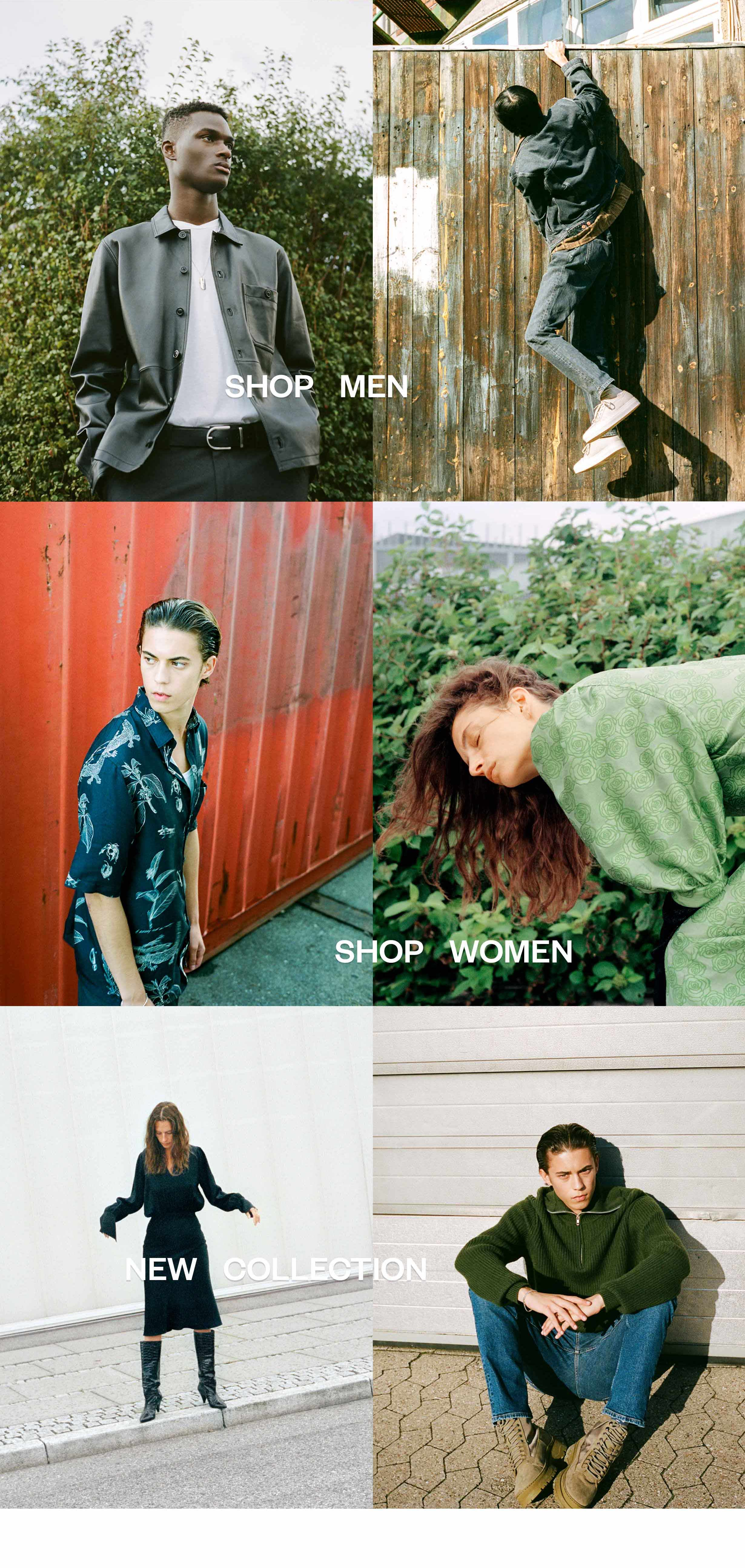 Women's fashion and Men's Fashion M