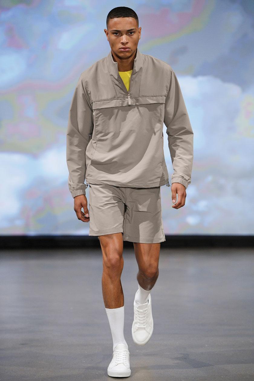Man Runway To Wardrobe