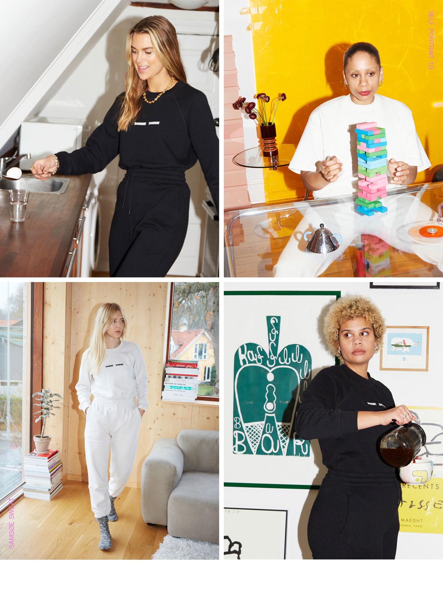 Samsøe sweat Women's fashion M