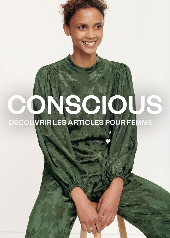 M La collection Conscious Femme