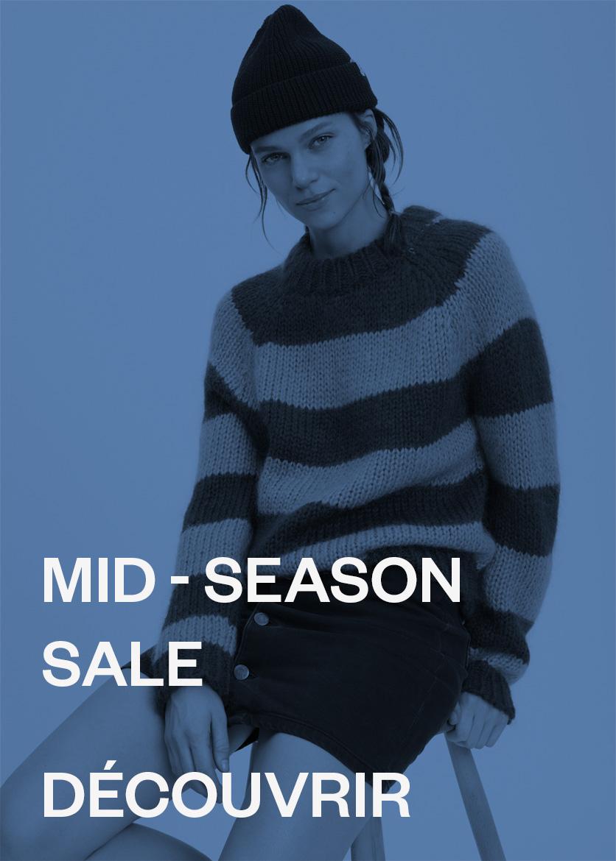 M Les soldes di mi-saison Mode féminine