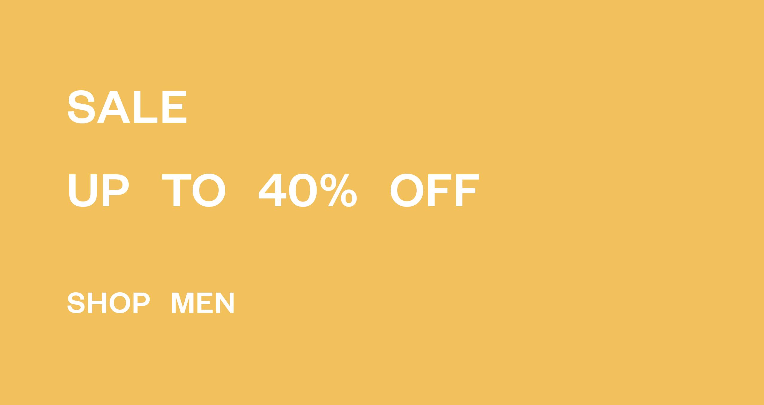 Man sale men's style
