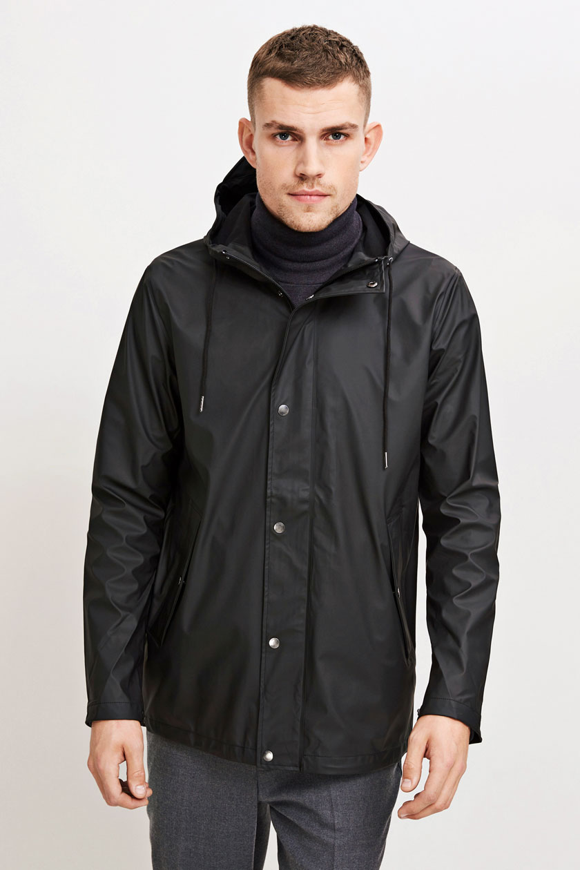 Man Raincoats