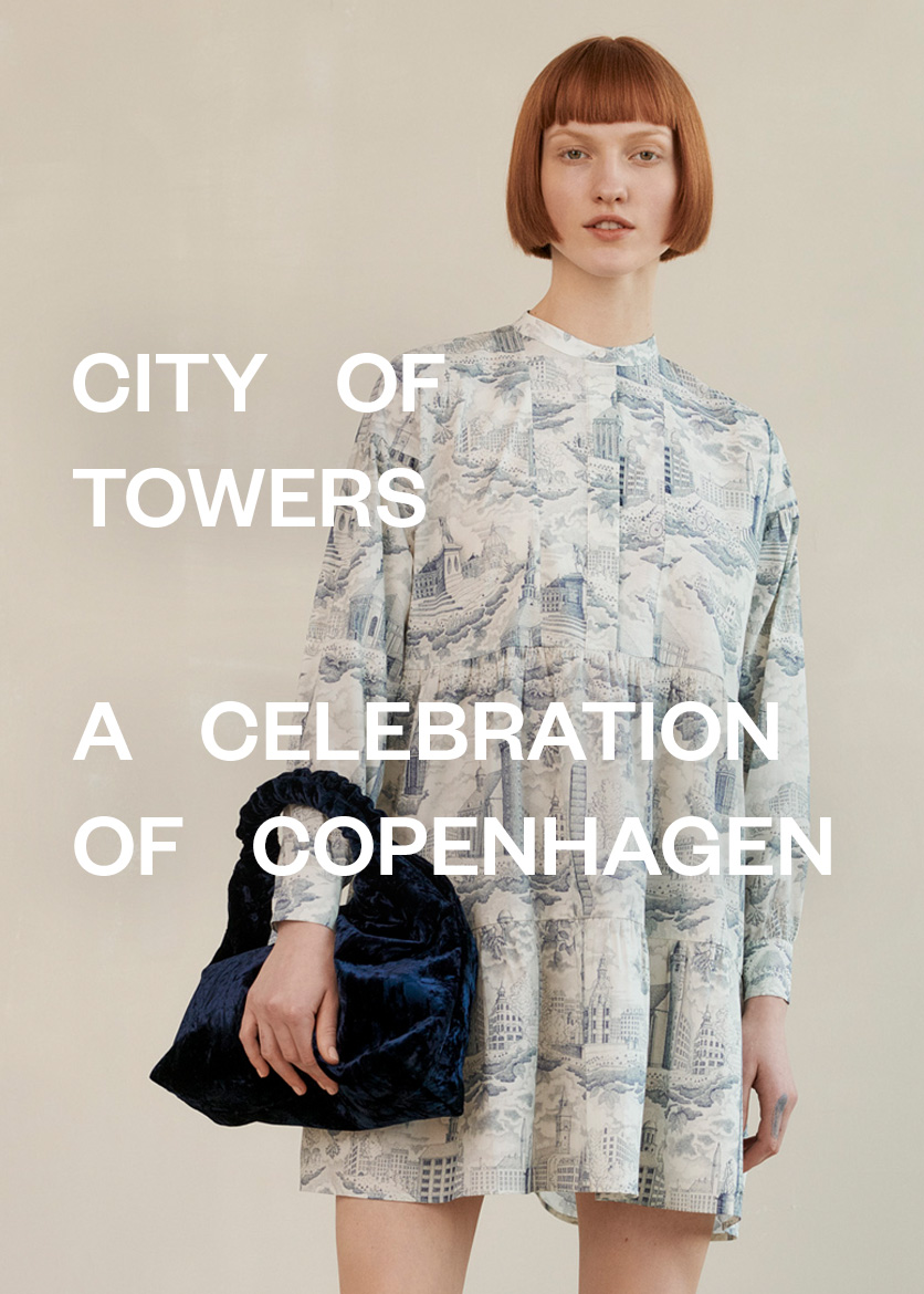 City of Towers Women's Fashion M