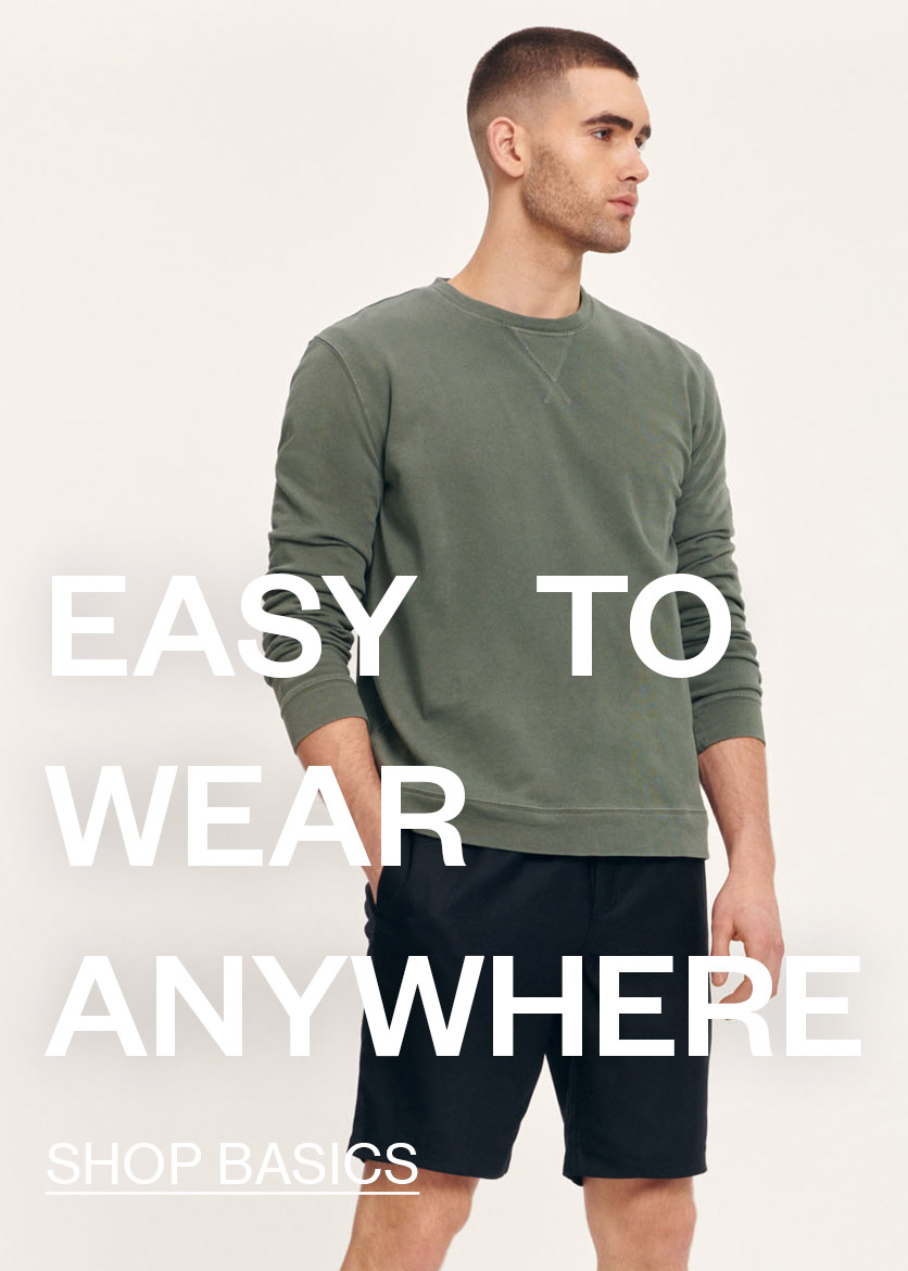 Basics Men's Fashion M