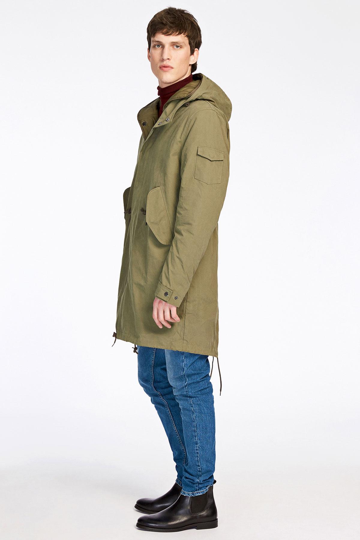 Marconi jacket