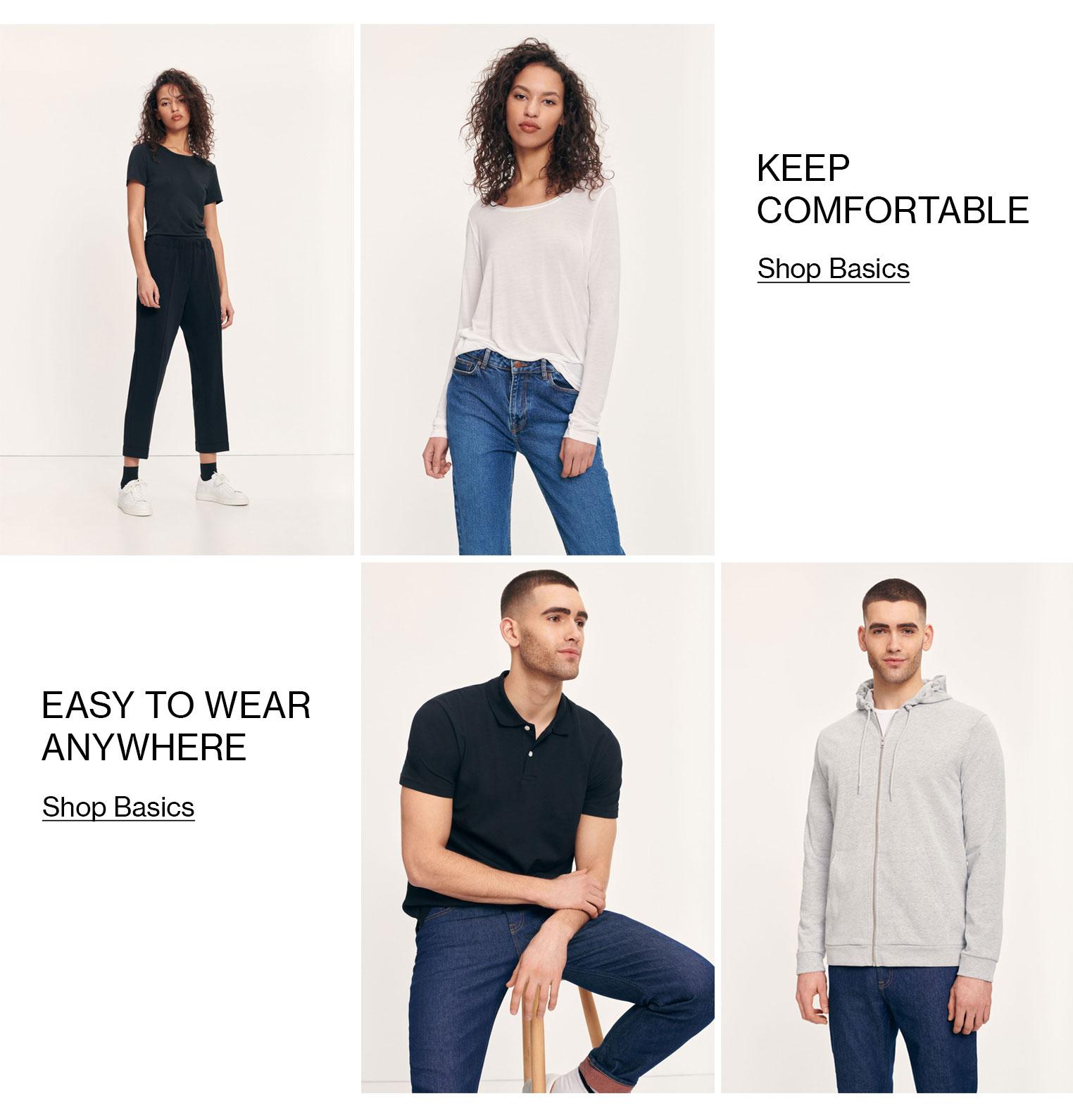 Women's fashion and Men's Fashion M