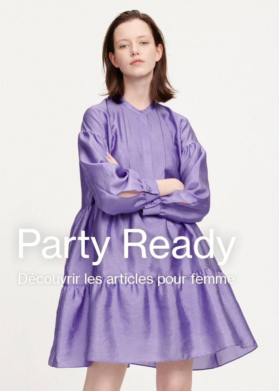 Party ready Mode féminine M