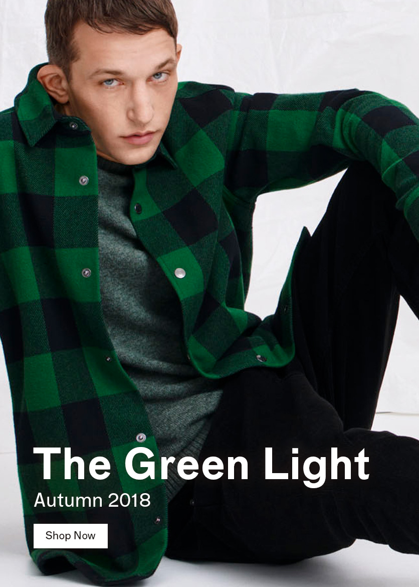 Man The Green Light