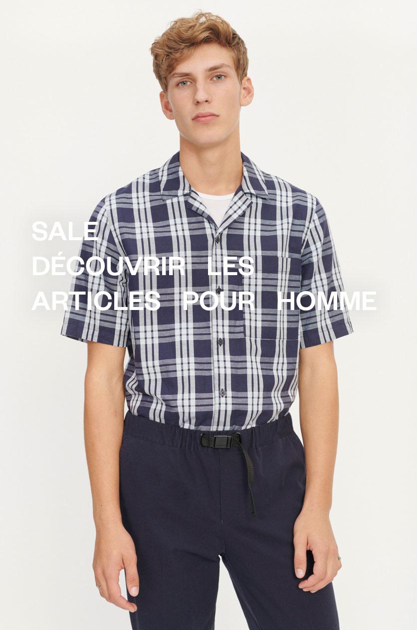 Les soldes Mode masculine M