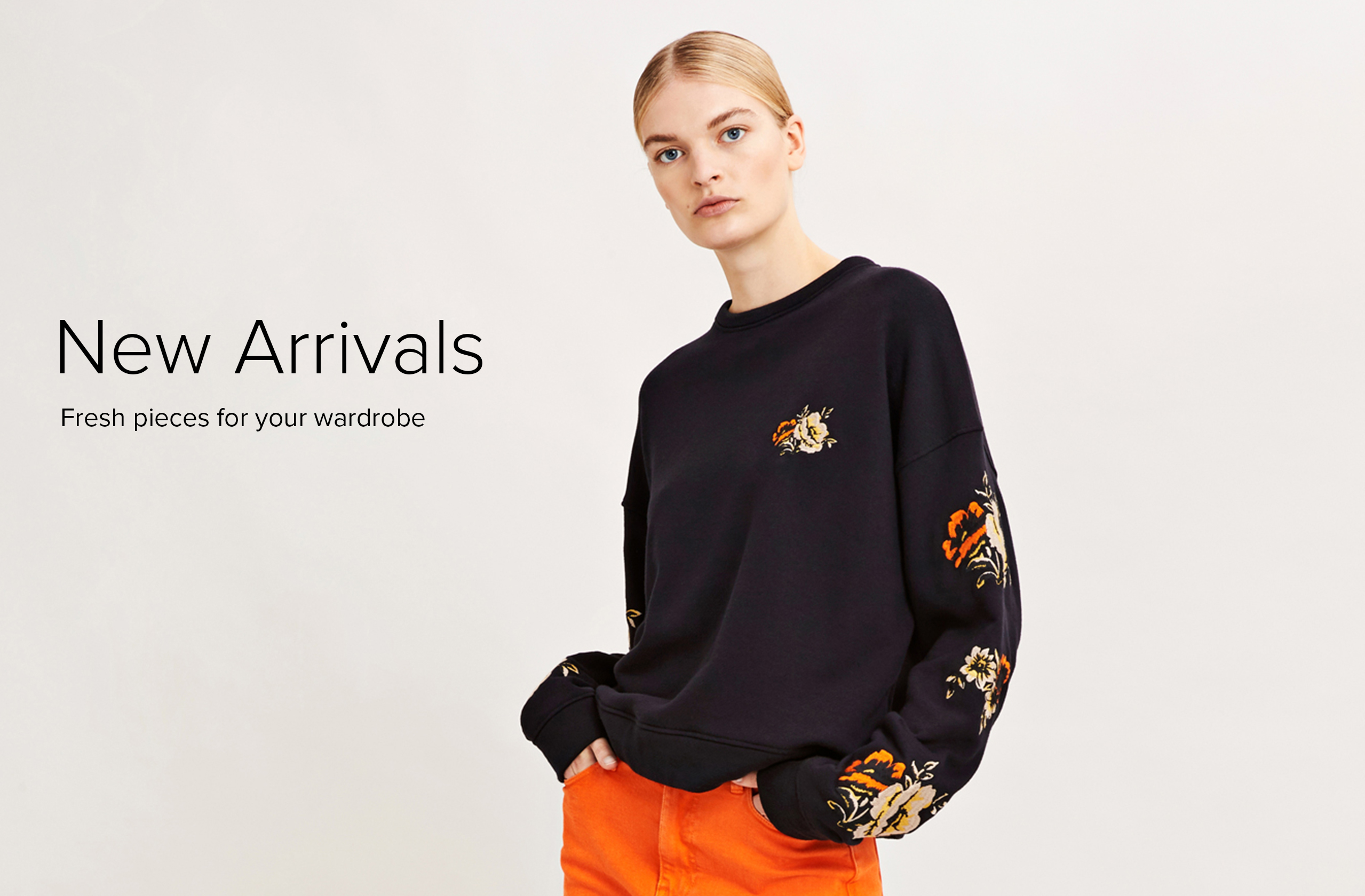 New Arrivals - Shop Woman