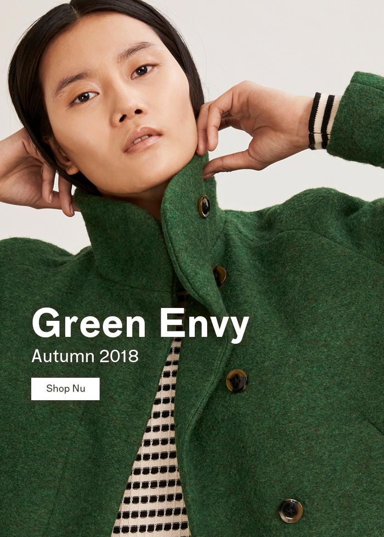 Damer Grøn misundelse