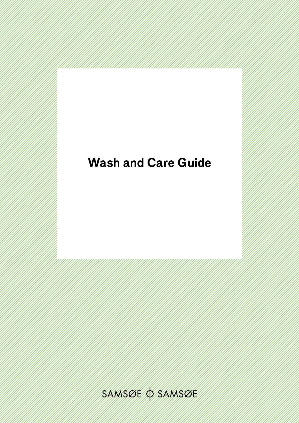 Care & Wash 1