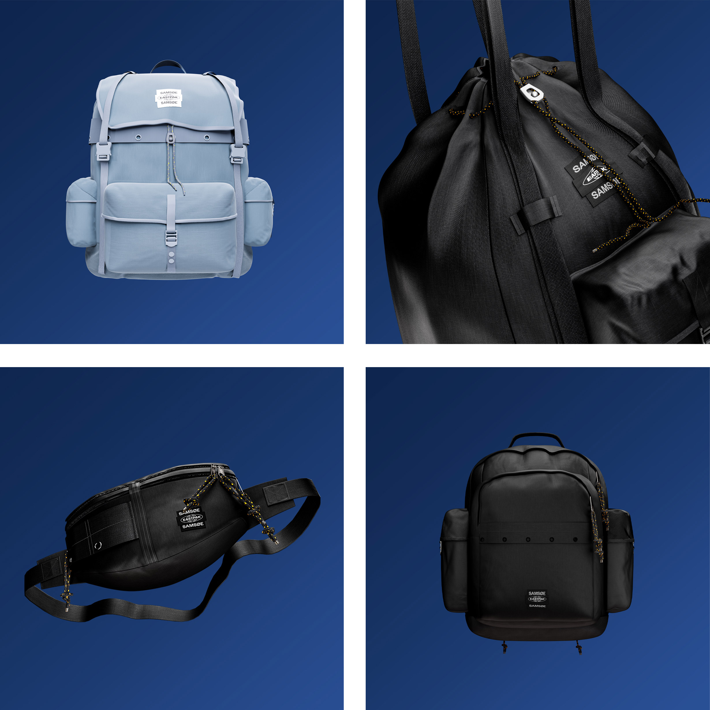 Samsoe Samsoe x Eastpak Women's fashion and Men's Fashion