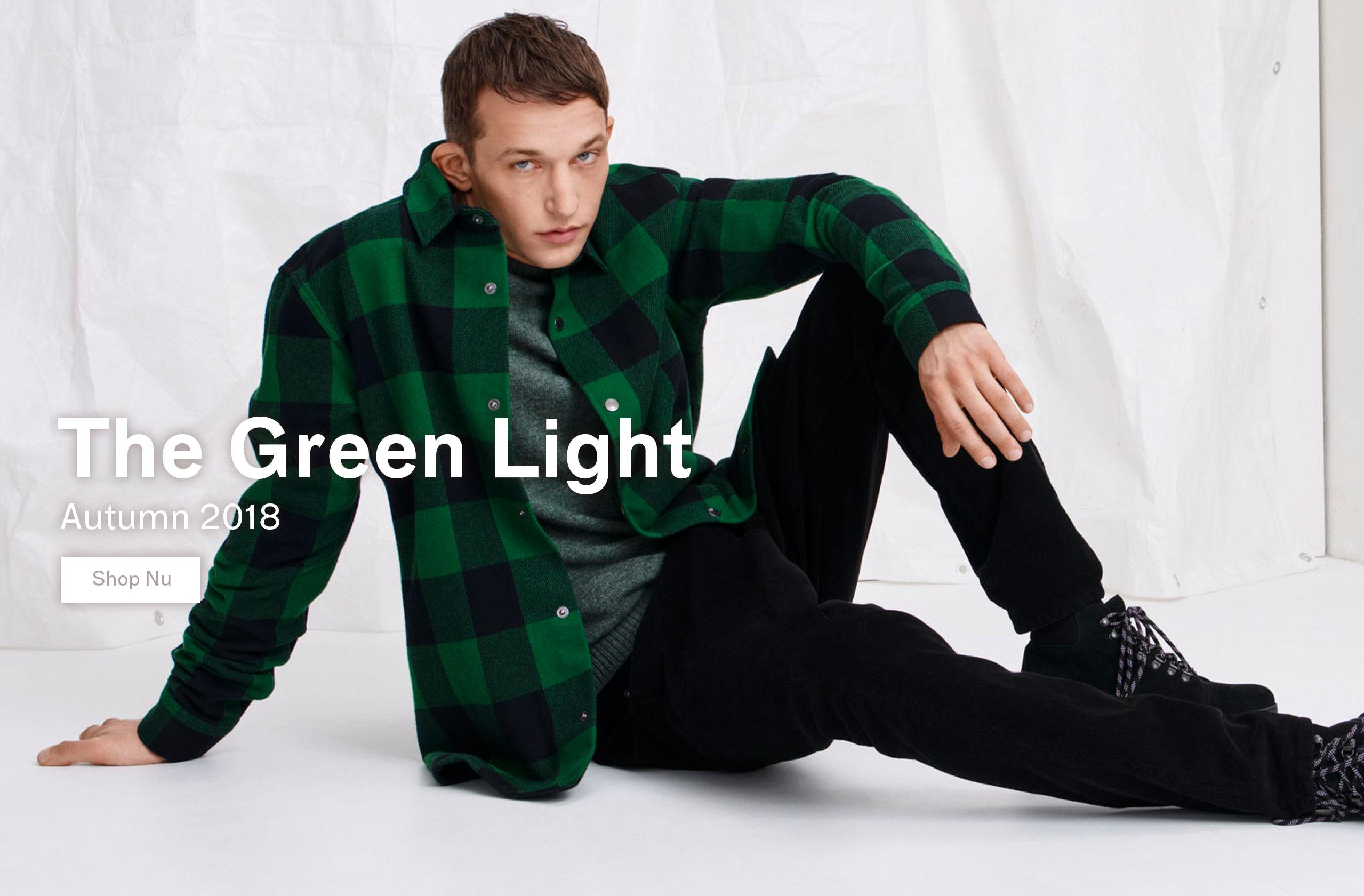 Herrer Det grønne lys